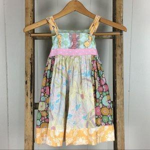 Platinum Matilda Jane Sun Dress Mix Print